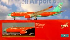 Herpa Wings 1:500 Airbus A330-200 Wind Rose Aviation VOTRE WRQ 529075