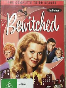 Bewitched : Season 3 Region 4 FREE TRACKED POST