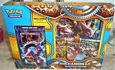 Pokémon TCG: Volcanion-EX Challenge Box  english