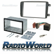 Mercedes Vito Double Din Fascia Panel Adapter Plate Cage Fitting Kit DFP-23-01 .