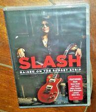 Slash: Raised on the Sunset Strip (DVD, 2016)