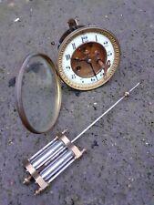 Mécanisme pendule De Notaire Horloge Ancienne Clock Pendulum Mecanisme Brocot...
