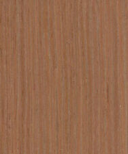 "Mahogany Ribbon Sapele composite wood veneer 48"" x 96"" with paper backer 1/40th"""
