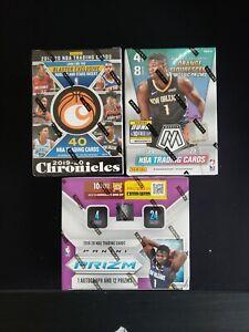 L.A. LAKERS - 19-20 PANINI PRIZM BASKETBALL 3-BOX MIXER - BOX BREAK #112