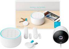 Nest Secure Alarm System + Nest Cam Outdoor - White