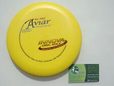 Disc Golf Innova Kc Pro 12X Aviar Putter Ken Climo 167g Yellow w/Rainbow Foil