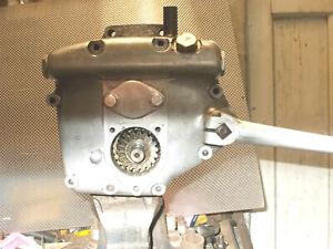 Velocette MAC Gearbox