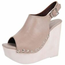 Jeffrey Campbell Snick Platform Wedge sandals UK 6 EU 39 LN37 01