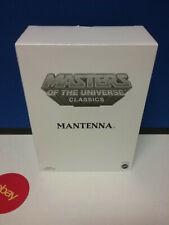MOTU Classics Mantenna Figure NEW Mattel