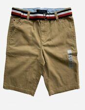Boys Shorts Ex M*S Combat Multiple Pockets Navy,Beige,Orange 5-14 Years