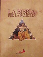 La Bibbia per la famiglia - Editrice San Paolo