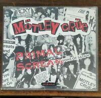MOTLEY CRUE - PRIMAL SCREAM  - SINGLE CD