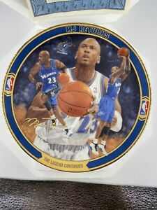 Michael Jordan Upper Deck  Plate  NBA Certificate Case