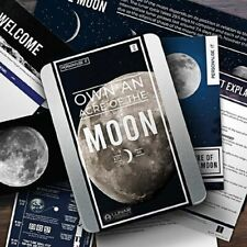 More details for own an acre of the moon registration sheet and a lot more - gift for space lover