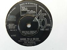 Tamla Motown .TMG.547 Going To A Go- Go - The Miracles.