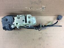90 91 Civic 4DR Sedan LX Right  Front Door Latch Power Lock Used OEM