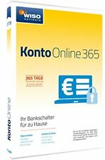 WISO Konto online 365 Vollversion 1 Lizenz Windows Finanz-software