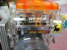 Canon WP-DC90 & WW-DC1 Underwater Housing, & Weight Set For PowerShot A620&A610