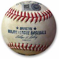Los Angeles Dodgers vs. Colorado Rockies Game Used Baseball 06/16/2014 MLB Holo