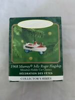 2000 Hallmark Keepsake Jolly Roger Flagship Murray Miniature Christmas Ornament