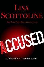 Complete Set Series - Lot of 5 Rosato/DiNunzio books by Lisa Scottoline Thriller