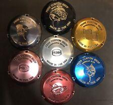 Penn Fishing Custom Shop International Side Plates Collectible Set Of 7