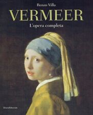 Villa, Renzo: Vermeer. L'Opera completa.