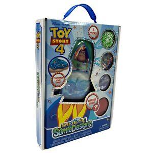 Disney Pixar Toy Story 4 Buzz Lightyear Galactic SlimieDesign Kit Toy w Surprise