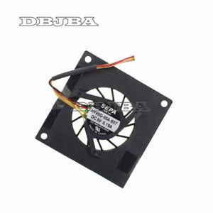 Fan for SEPA HY45Q-05A-807 4508 5V 0.19A CPU COOLING FAN 4PIN
