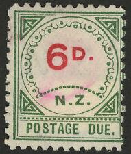 New Zealand   1899   Scott # J7    USED