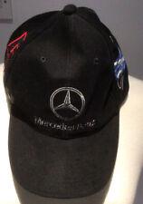Formula 1 David Coulthard Mercedes Baseball Cap