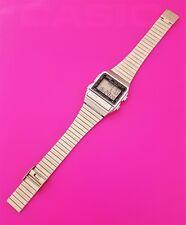 Vintage Casio DB-520 DATABANK-50 Module-675 JAPAN Digital Watch from 1985s.