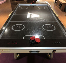 Atomic Avenger 8' Hockey Table with LED Scoring and 120V Blowers