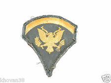 Shoulder patch  US Army Corporal   Occasion