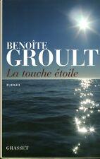 Livre la touche étoile  Benoîte Groult  book