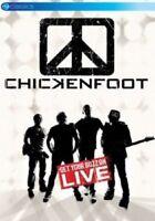 CHICKENFOOT - LIVE  DVD NEW+
