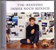 CD (NEU!) . TIM BENDZKO - immer noch Mensch (Keine Machine mkmbh