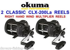 Ron Thompson 12ft Beachcaster Rod Okuma Classic CLX 200la Multiplier Reel