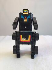 STRACO Battery Operated Sup-R-Bots convertible Robot Jeep 1985 motor transformer