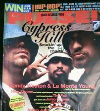 Pulse Magazine 1993 November CYPRESS HILL cover. Also includes Nina Simone