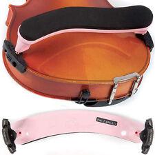 Everest Light Pink ES Series 4/4 Violin Adjustable Shoulder Rest