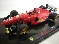 HOT WHEELS ELITE 1:43 FERRARI 412 T1 J.ALESI GP GRAN BRETAGNA 1994    T6284