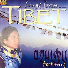 NEW Songs From Tibet (Audio CD)