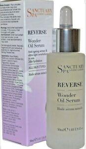 Sanctuary Spa Reverse Wonder Oil Serum 30ml