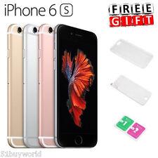 64GB/2GB iPhone 6S Apple IOS 4G SmartPhone 4K 2160P 12MP Unlocked FingerPrint EU