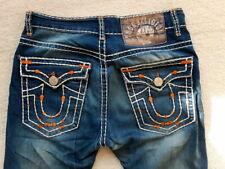 True Religion Jeans W31 L34 blau