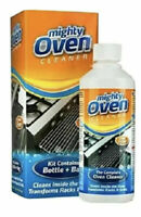 New Oven Grill Cleaner Mighty Liquid with Bag & Gloves Fume Free 330ml
