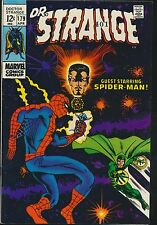 DOCTOR DR. STRANGE 179 HIGH GRADE NM