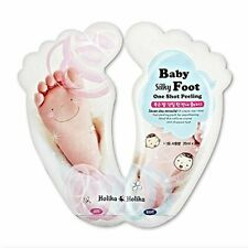 Holika Holika - Baby Silky Foot - One Shot Peeling - 1 Pair - Special foot masks