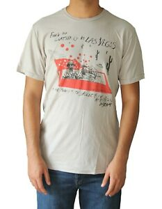 Fear and Loathing in Las Vegas artwork Ralph Steadman t-shirt by Chaser Brand